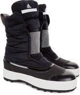 adidas by Stella McCartney Black Nangator 3 Snow Boots