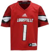 adidas Louisville Cardinals Replica Football Jersey, Toddler Boys