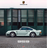 Acc Distribution Porsche 959 Book