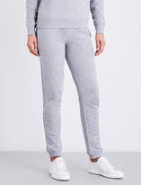 Sunspel Skinny relaxed-fit cotton-jersey jogging bottoms