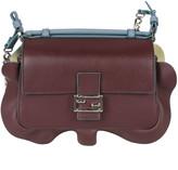 Fendi Micro Double Baguette Shoulder Bag