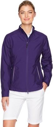 Cutter & Buck Women's CB Weathertec Beacon Full Zip Jacket