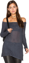 Charli Faye Off Shoulder Top