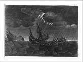 Snapshots of the Past Historic Print (L): [Engraving in William Bontekue, Journal of the Gedeck..., 1646]