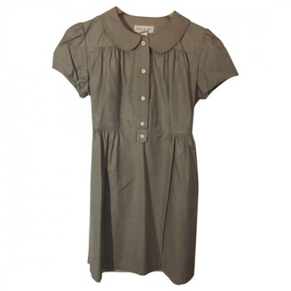 Paul & Joe Metallic Cotton Dress for Women