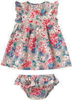 Cath Kidston Woodstock Flowers Frill Dress With Brief