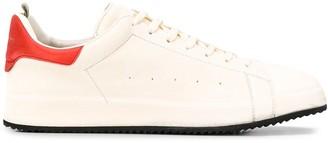Officine Creative Ace contrast-heel sneakers