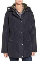 Barbour Women's Trevose Waterproof Double Layer Jacket