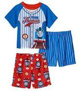 "Toddler Boy Thomas the Tank Engine 3-pc. ""Team Thomas"" Pajama Set"