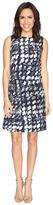 Ellen Tracy Blouson Dress Women's Dress