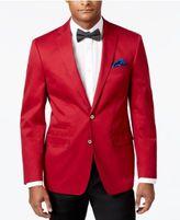 Tallia Men's Cotton Slim-Fit Solid Sport Coat