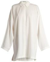 Acne Studios Sabra long-sleeved shirtdress