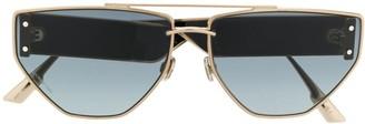 Christian Dior DiorClan2 D-frame sunglasses