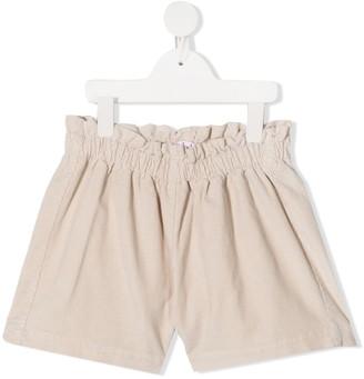 Il Gufo TEEN flared shorts