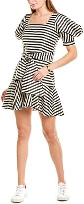 Hunter Bell Debbie Mini Dress