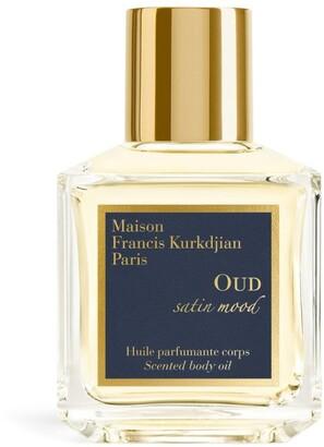 Francis Kurkdjian Oud Satin Mood Body Oil (70ml)