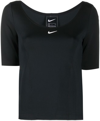 Nike Tech Pack logo print T-shirt