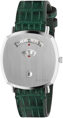 Gucci Grip watch, 38mm