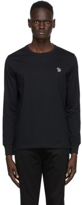 Paul Smith Black Zebra Long Sleeve T-Shirt