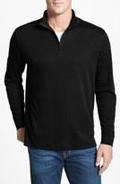Cutter & Buck Men's Big & Tall 'Belfair' Quarter Zip Pullover