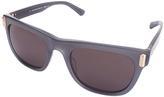 Calvin Klein Gray Square Sunglasses - Women