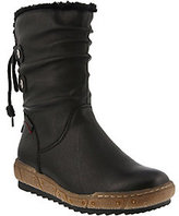 Spring Step Water-Resistant Suede Boots - Felly