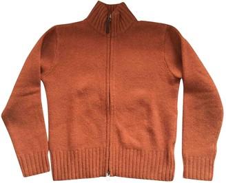 Polo Ralph Lauren Orange Wool Knitwear for Women