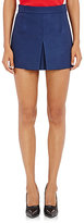 Balenciaga Women's Cotton Twill Miniskirt