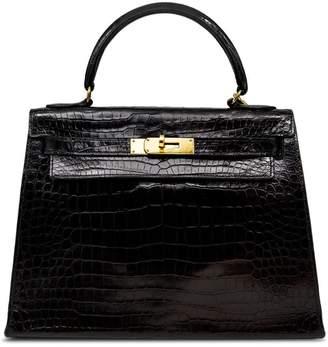 Hermes Pre-Owned 2000 28cm Kelly Sellier bag