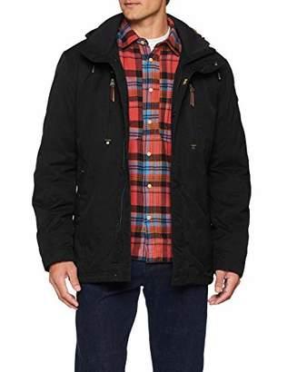 Camel Active Men's 420140/8R21 Jacket, (Black 9), (Size: 58)