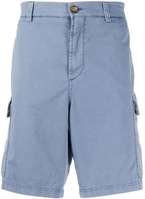 Brunello Cucinelli knee-length cargo shorts