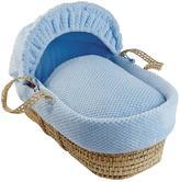 Clair De Lune Honeycomb Moses Basket