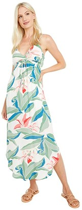 Billabong Like Minded Maxi Dress (Multi) Women's Dress