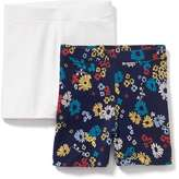 Old Navy Jersey Biker Shorts 2-Pack for Toddler Girls