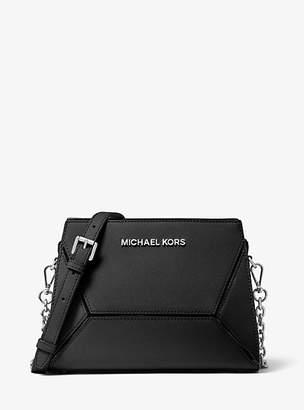 MICHAEL Michael Kors Prism Medium Saffiano Leather Crossbody Bag