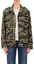 Nili Lotan Women's Ashton Camouflage Cotton-Blend Jacket