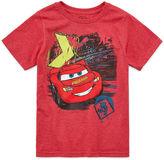Disney Cars Graphic T-Shirt-Big Kid Boys