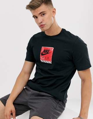 Nike T-shirt in Black