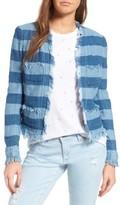 AG Jeans Women's Capucine Crop Cotton Jacket