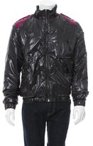 CNC Costume National C'N'C Lightweight Zip-Front Jacket w/ Tags