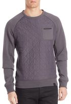 Victorinox Quilted Long Sleeve Pullover