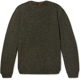 Altea - Mélange Knitted Sweater