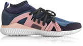Adidas Stella McCartney Plum and Ballet Pink Crazymove Bounce Women's Sneaker