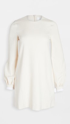 Victoria Victoria Beckham Bell Sleeve Shift Dress