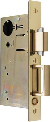 Rejuvenation Pocket Door Privacy Mortise Kit