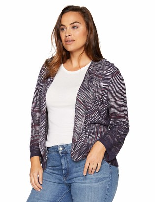 Nic+Zoe Women's Size Plus Star Crossed Cardy