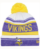 New Era Minnesota Vikings Snow Dayz Knit Hat, A Macy's Exclusive Style