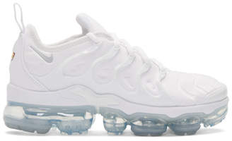 Nike White Air Vapormax Plus Sneakers