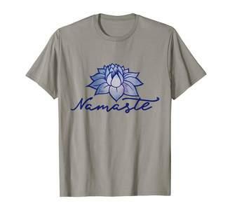 Namaste Yoga Bubb Lotus Blossom Yoga Art Yoga teacher gifts T-Shirt