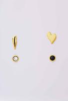 Diane von Furstenberg Mix And Match Stud Earring Set